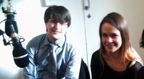 Matt & Rachel from the Brentwood Gazette