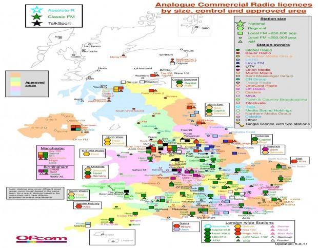 Radio map 2