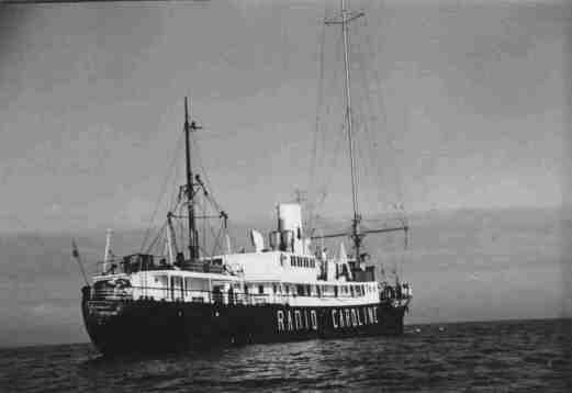 The original Radio Caroline