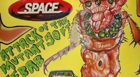 Playlist for 27 March 2014 (AOTW: Space – Attack Of The Mutant 50ft Kebab)