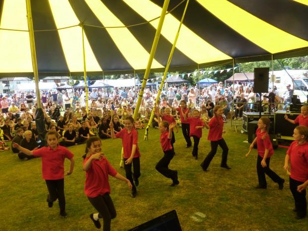 2014-06-22 Strawberry Fair 32 Essex Dance Theatre
