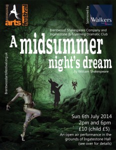 Lisa Mathews Midsummer Nights Dream 11-06-14