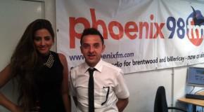 Yasmin & Arnie De-Milias Brentwood 25-06-14