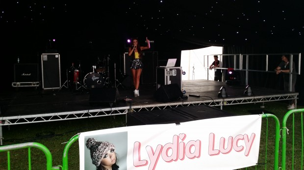 Lydia Lucy
