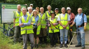 Join the Brentwood Countryside Management Volunteers!