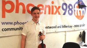 Cameron Southcott – 17 Year Old Contemporary Violinist