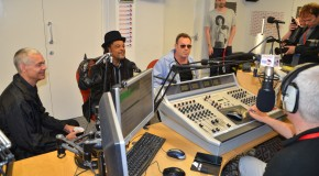 UB40 talking exclusively to Phoenix FM