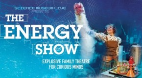 Mad Scientists at The Energy Show – Queens Theatre Hornchurch