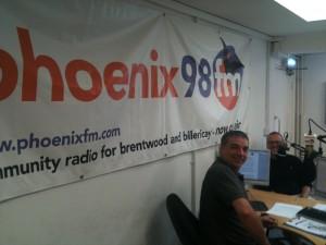 Ian Mullins Interview 16-07-14