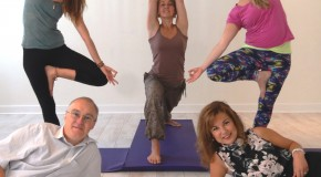 Brentwood Yoga Studio raises £3,000 for MIND
