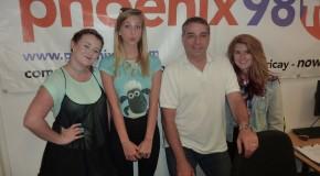 Delora live at Phoenix FM