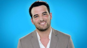 TOWIE's Ricky Rayment chatting about his sky-dive THIS Sunday!