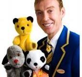 Sooty's coming to Hornchurch!