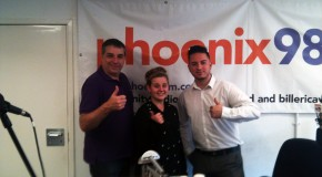 Becky, Raymond & Wayne from Fitness In Mind 08-09-14