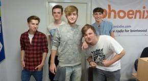 Flares live on Phoenix FM