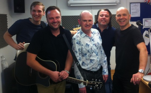 Ben, Chris, Alan, Paul & Mark