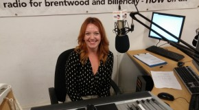 Tracy Morter's first show – 08 Oct 2014
