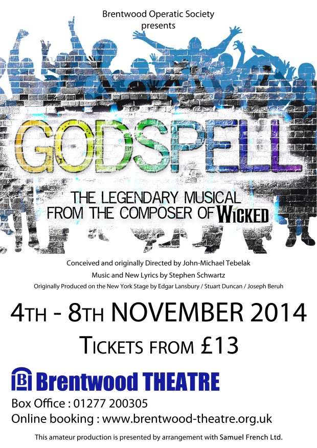 Godspell-Artwork