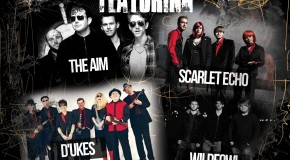 Phoenix Fridays: The Aim, Wildfowl, Scarlet Echo, D'Ukes