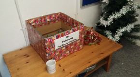 Bring us your food – we're collecting for Brentwood Foodbank!