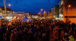 Lighting Up Shenfield – 2014