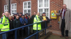 New defibrillators for Billericay High Street