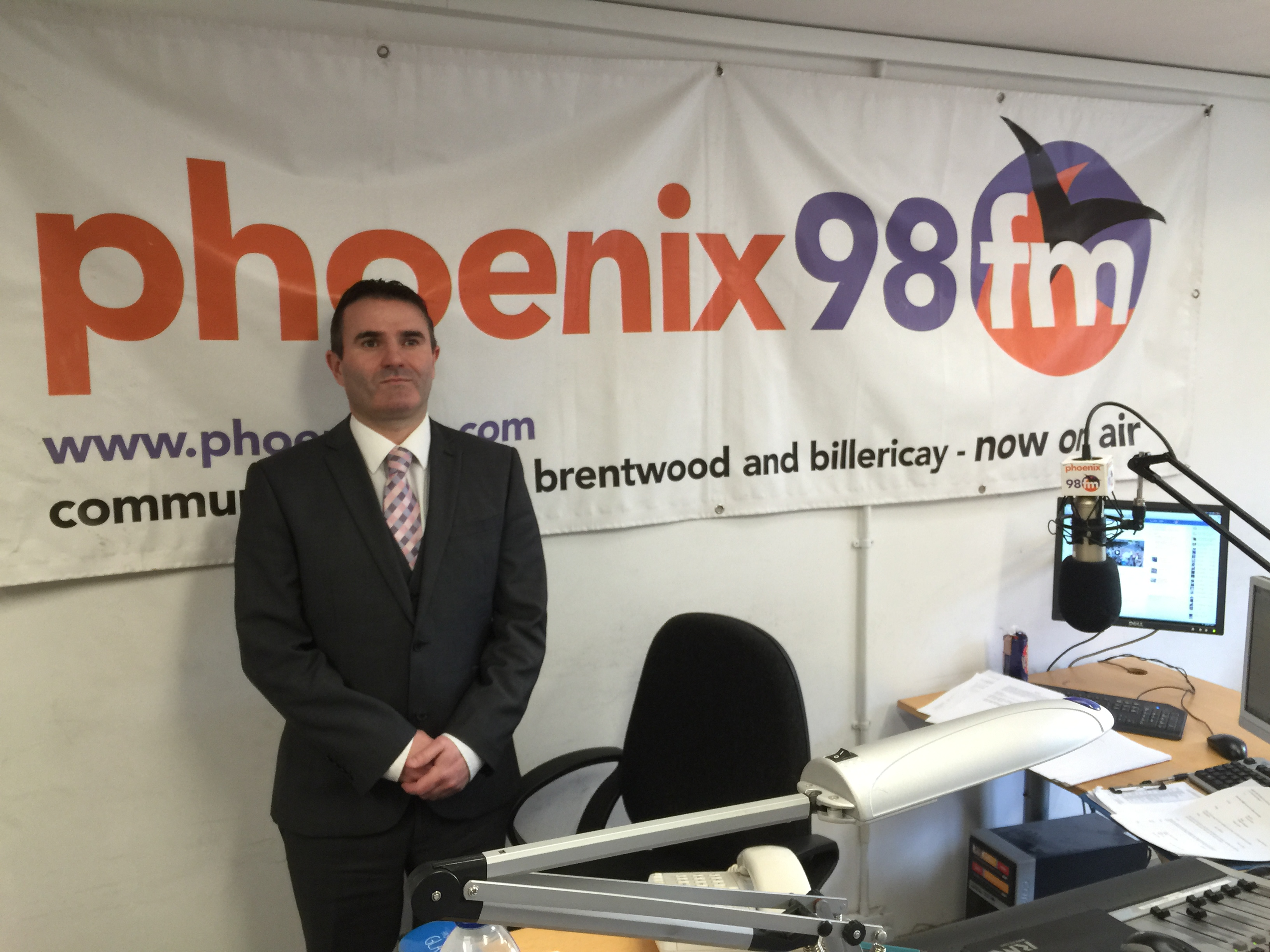 Looking after your loved ones - Phoenix FM
