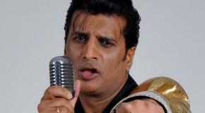 Sal Bashir Elvis Presley Tribute Artiste 16-01-15