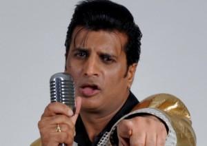Sal Bashir Elvis Impersonator 16-01-15