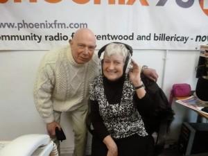 150129 Barry Kirk and Sylvia Kent