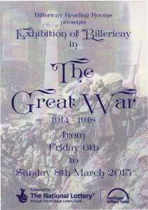 Billericay Great War