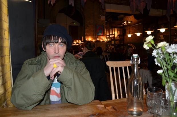 Jon Sutcliffe from Sulk at Oslo