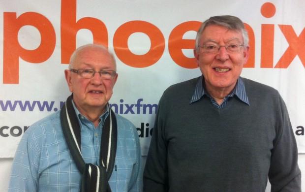 Keith Wood & Andy Maddocks 28 02 15