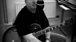 Dave Mascall live in the studio