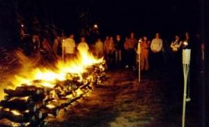 fire walk 1