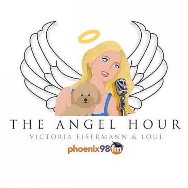 Victoria Eisermann logo at Phoenix FM