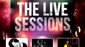 Phoenix FM live sessions at Shenfield Cricket Club