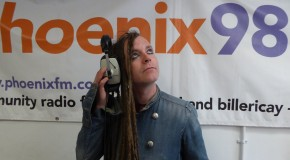 Duke Special chats to Phoenix FM