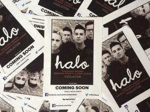 HALO Book promo