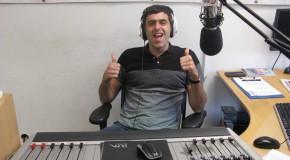 Ronnie O'Sullivan back on air!