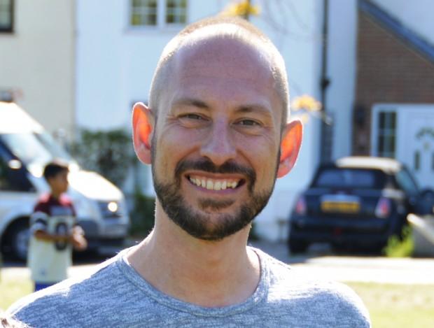 Daniel Jon Groom