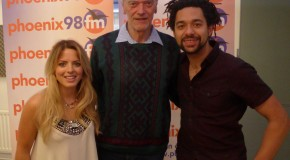 The Shires – live on Phoenix FM!