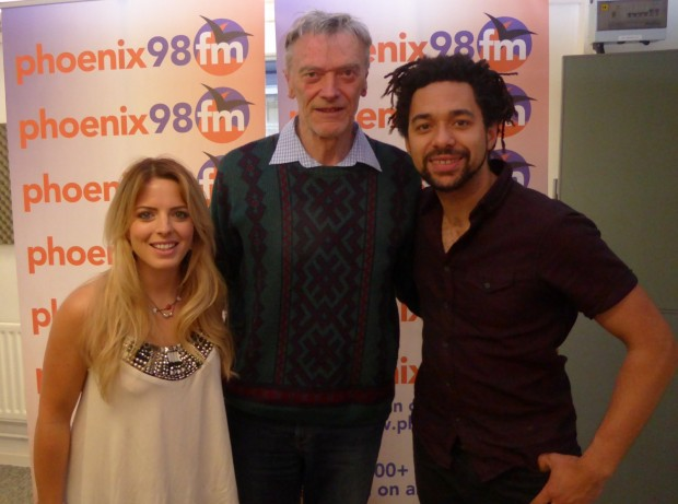The Shires with Keith Rogers