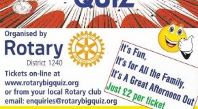 Get on down to the biggest quiz in the world!