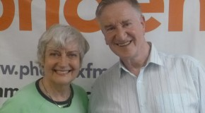 The Book Club (June) with Sylvia Kent & Peter Dowse