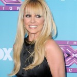 BRITNEY SPEARS at The X Factor Season Finale News Conference