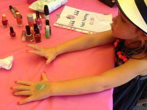 Amber S nails