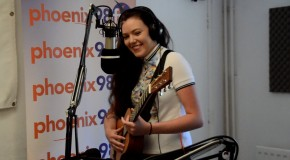 Chloe Marriott live in session