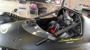 Phoenix FM and Cooper Motorsport at Brands Hatch
