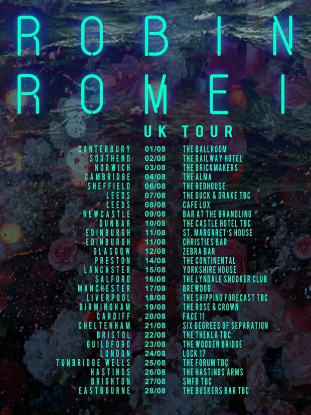 robin romei
